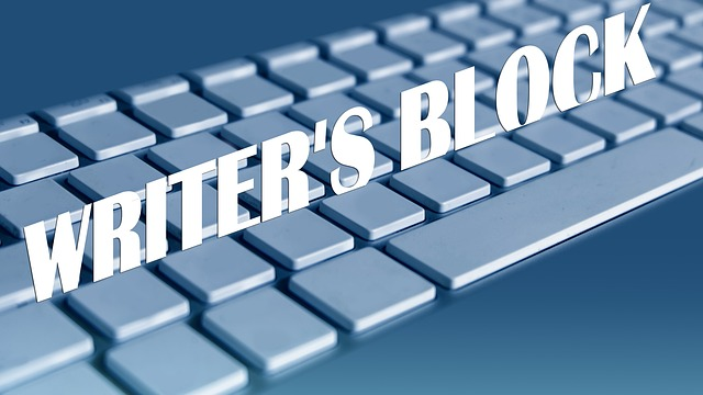 Writer's block – wat nu?